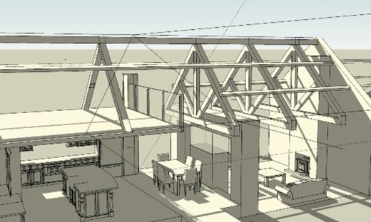 Self-build designs for rental property