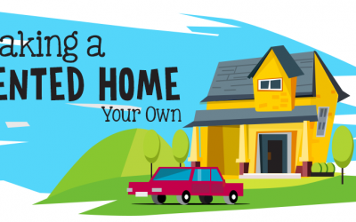 Infographic: Making a rented home your own
